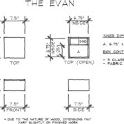 The Evan measurements